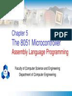 8051 Assembly