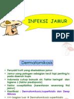 INFEKSI  JAMUR