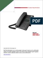 Ip Phoneasdsa Datasheet