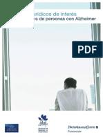 Aspectos Juridicos Informe Para Familiares Alzheimer