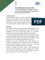 Información Al Postulante