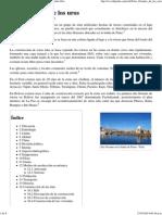 Islas Flotantes de Los Uros - Wikipedia, La Enciclopedia Libre