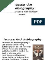 An Autobiography li aicocca