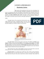 ANATOMY of Pneumonia