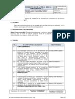 H01.02.03.01.03_PR_05 Instalacion de Mantas Termocontraibles (v01)