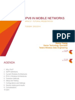 Yeung. s Ipv6 in Mobile Networks Tutorial Apnic37 1392858312