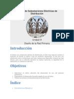 Clase03Diseño de Subestaciones Eléctricas de Distribución