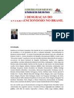 As Desgraças Do Intervencionismo No Brasil