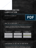 understanding lubrication