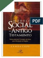 6968094 Landa Cope Modelo Social Do Antigo Testamento