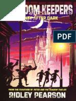 KK01 - The Kingdom Keepers Aka Disney After Dark - Ridley Pearson