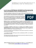 Nota Prensa Modificación Salario Concejales_Mayo 2014