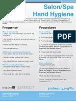 H1N1 Hand Hygiene