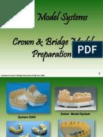 C&B Model Systems & Preparation