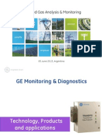 Dissolved Gas Analysis & Monitoring-GE