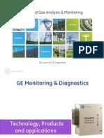 Dissolved Gas Analysis & Monitoring-GE