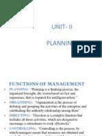 PPM UNIT- II