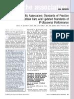 2005- Standards of Practice-2005