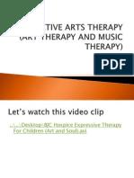 Chp 6a_creative Arts Therapy