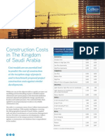 Colliers International KSA-Construction Cost in the Kingdom of Saudi Arabia