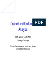 Rak-50 3149 f. l6- Drained Undrained Analysis