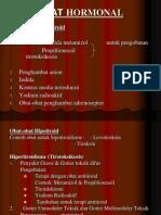 Obat Hormonal