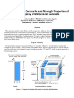 3D Static Property Report