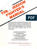 CIA Freedom Fighters Manual