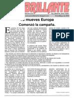 El Brillante 18052014