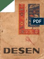 Manual Desen Clasa a v-A (a.haiduc 1966)