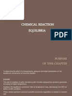 Chapter 4 Chemical Reaction Equilibria