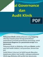 Clinical Governance Dan Audit Klinik