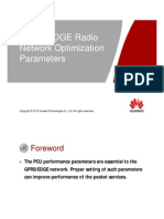 GPRS EDGE V9R11 Build in PCU Radio Network Optimization Parameters ISSUE1 03 Libre