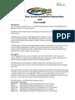 EFII Ignition Instruction Sheet