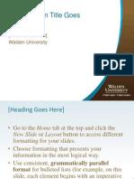APA sample of powerpoint