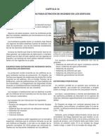 Capítulo 34 Equipos y Sistemas Para Extinción de Incendio en Edificios