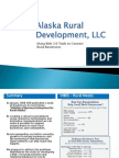 Alaska Resource Development Presentation