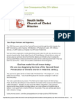 Missions Network- India Election Results Have Consequences May 2014 ENews