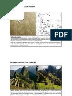 Patrimonio Costa,Sierra y Selva