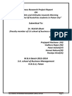 b.r.m. Project Report