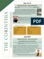 The Cornithian May/June 2014