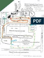 DeWitt CC Course Map