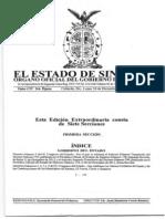 Decreto Valores Unitarios Del Suelo Ahome 2013