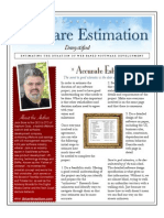 Estimation Tips