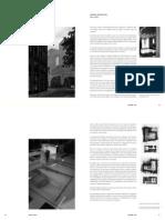 Enseñar Arquitectura - Peter Zumthor