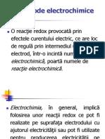 Metode electrochimice
