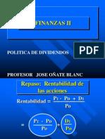 Politica de Dividendos 2014