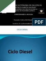 Ciclo Diesel