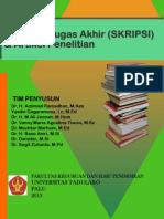 Panduan Terbaru Tugas Akhir FKIP UNTAD.pdf