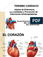Cuidados de Enfermeria Cateterismo